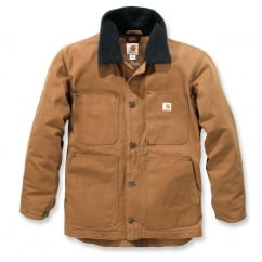 102707 Full Swing Chore Coat Carhartt Brown Size: XL *One Size Only - Outlet Store*