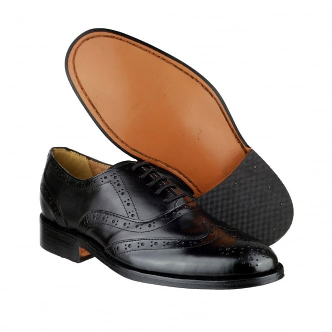 Amblers Mens Ben Leather Soled Oxford Brogue