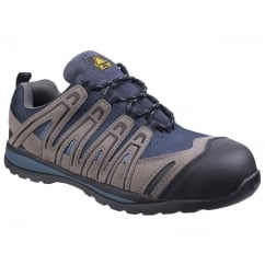 FS34C Metal Free Lightweight Lace Up Safety Trainer