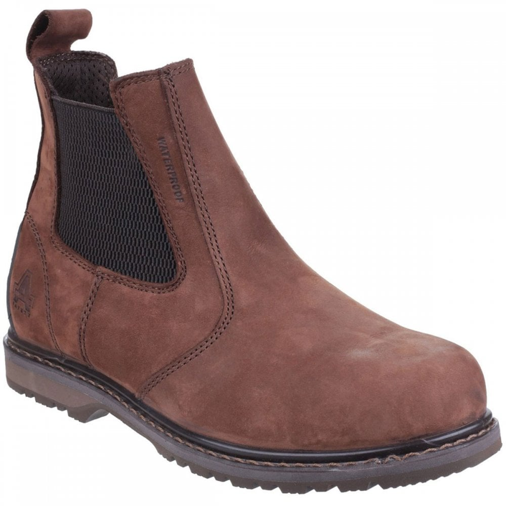 1116dd4f126d Amblers Safety AS148 Sperrin Lightweight Waterproof Pull On Dealer Safety  Boot - Footwear from M.I. Supplies Limited UK