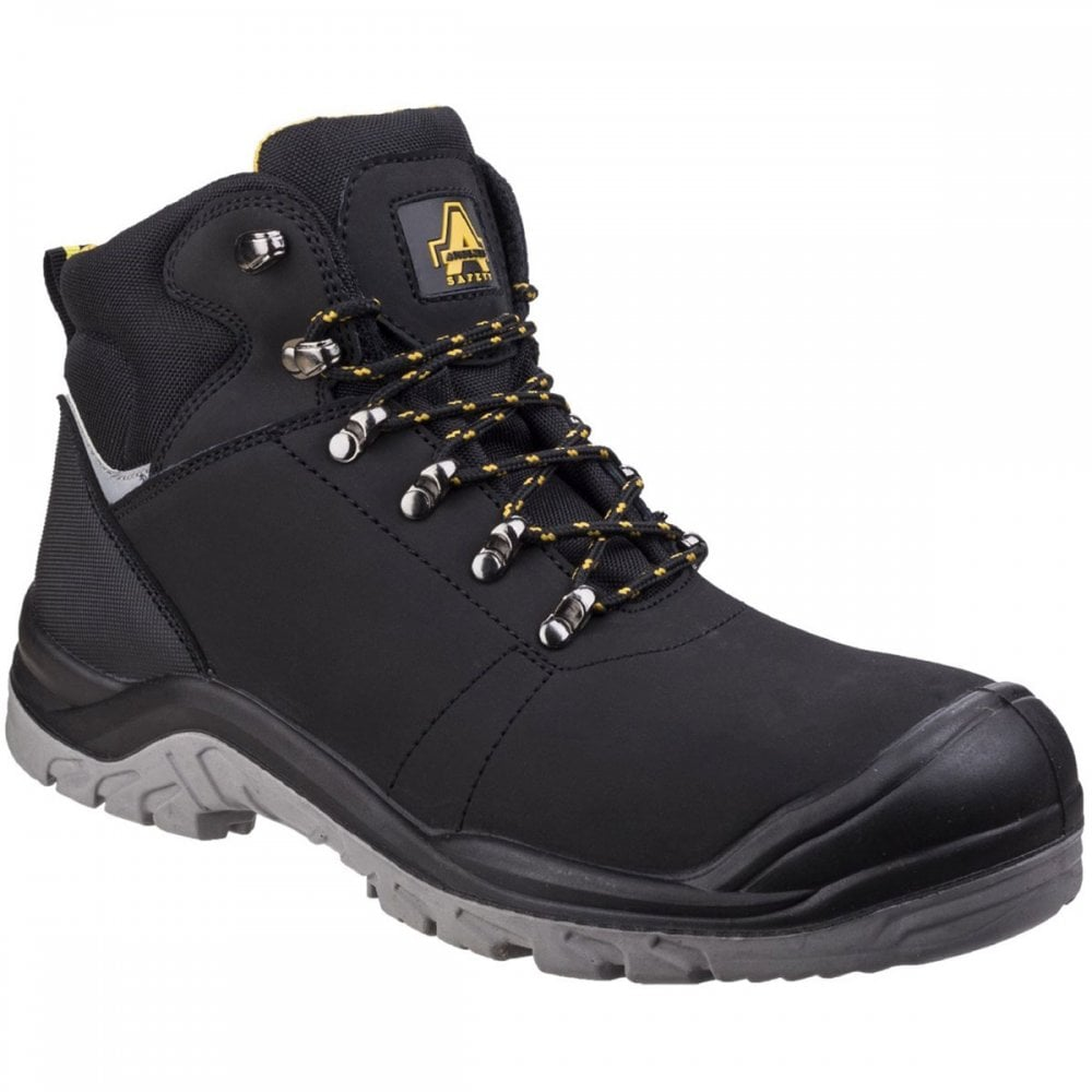 AS252 Lightweight Water Resistant Leather Safety Boot