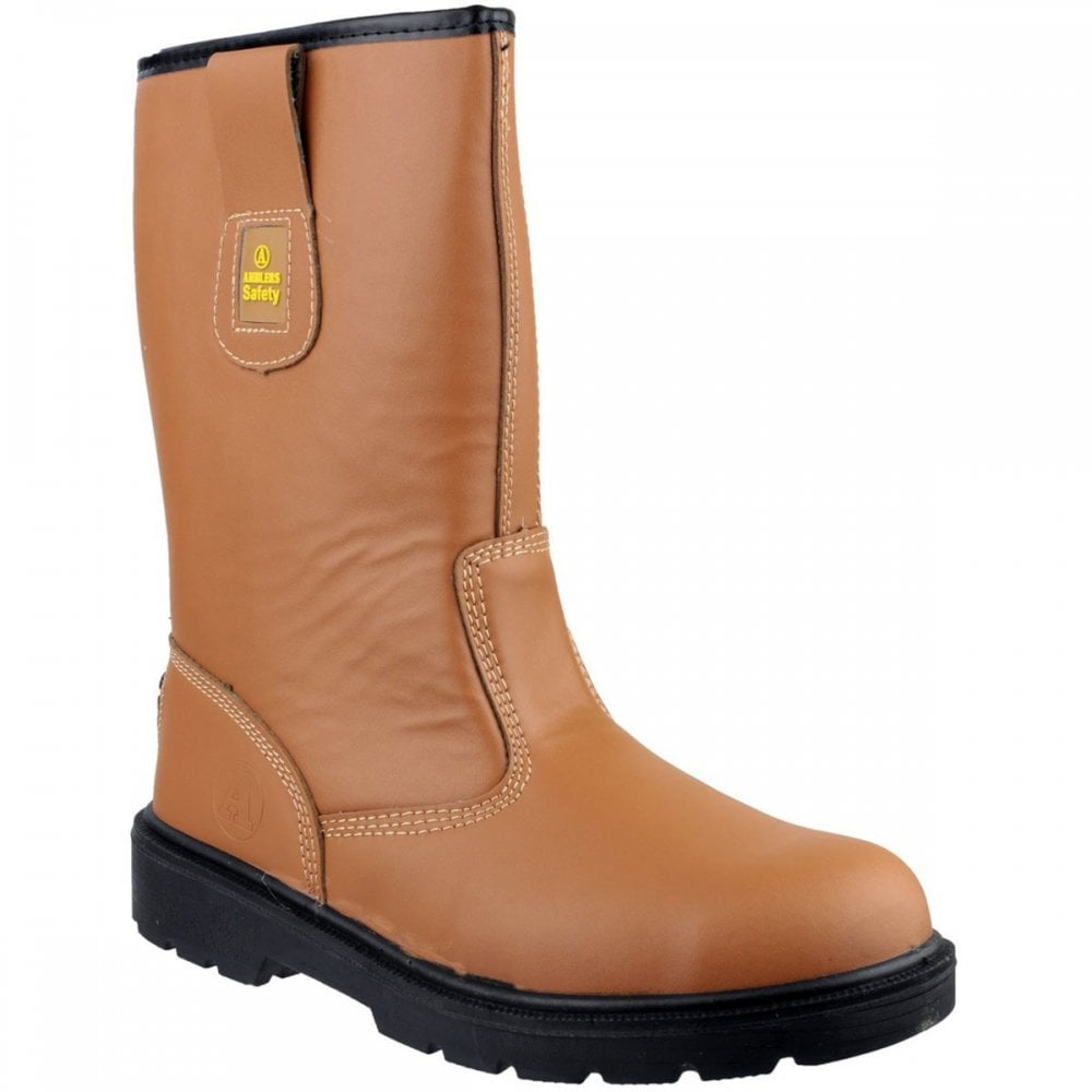 9e99bb9c73c FS124 Water Resistant Pull on Safety Rigger Boot