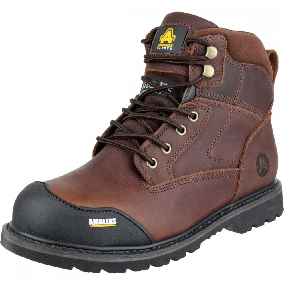 f719cc9e158 FS167 Goodyear Welted Lace up Safety Boot