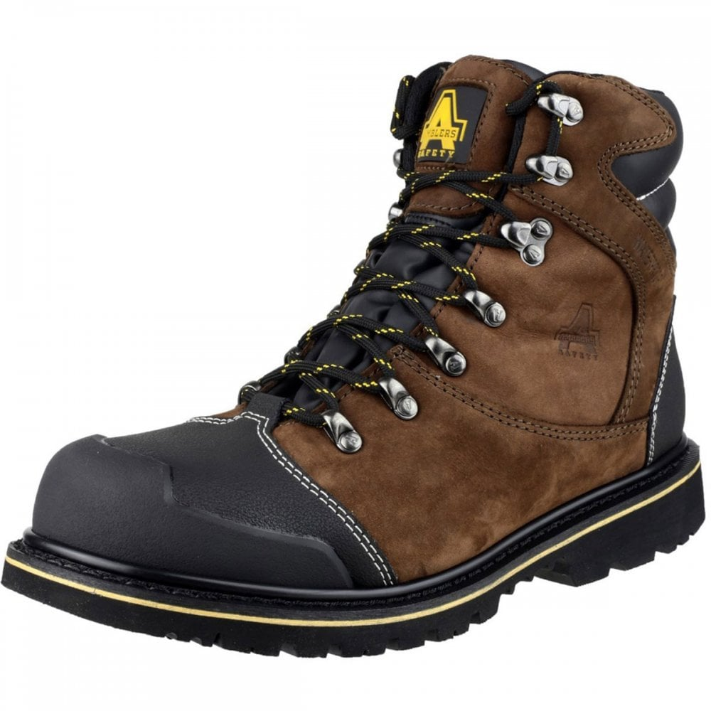 bb72da3a213 FS227 Goodyear Welted Waterproof Lace Up Industrial Safety Boot