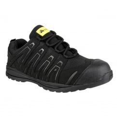 FS40C Lightweight Metal Free Lace Up Safety Trainer