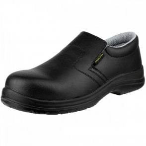 Amblers Safety Unisex FS510 Metal-Free Water-Resistant Slip on safety Shoe