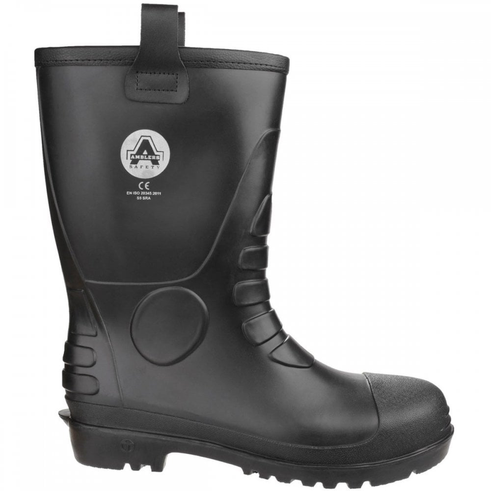 75cfa9ccc5e FS90 Waterproof PVC Pull on Safety Rigger Boot
