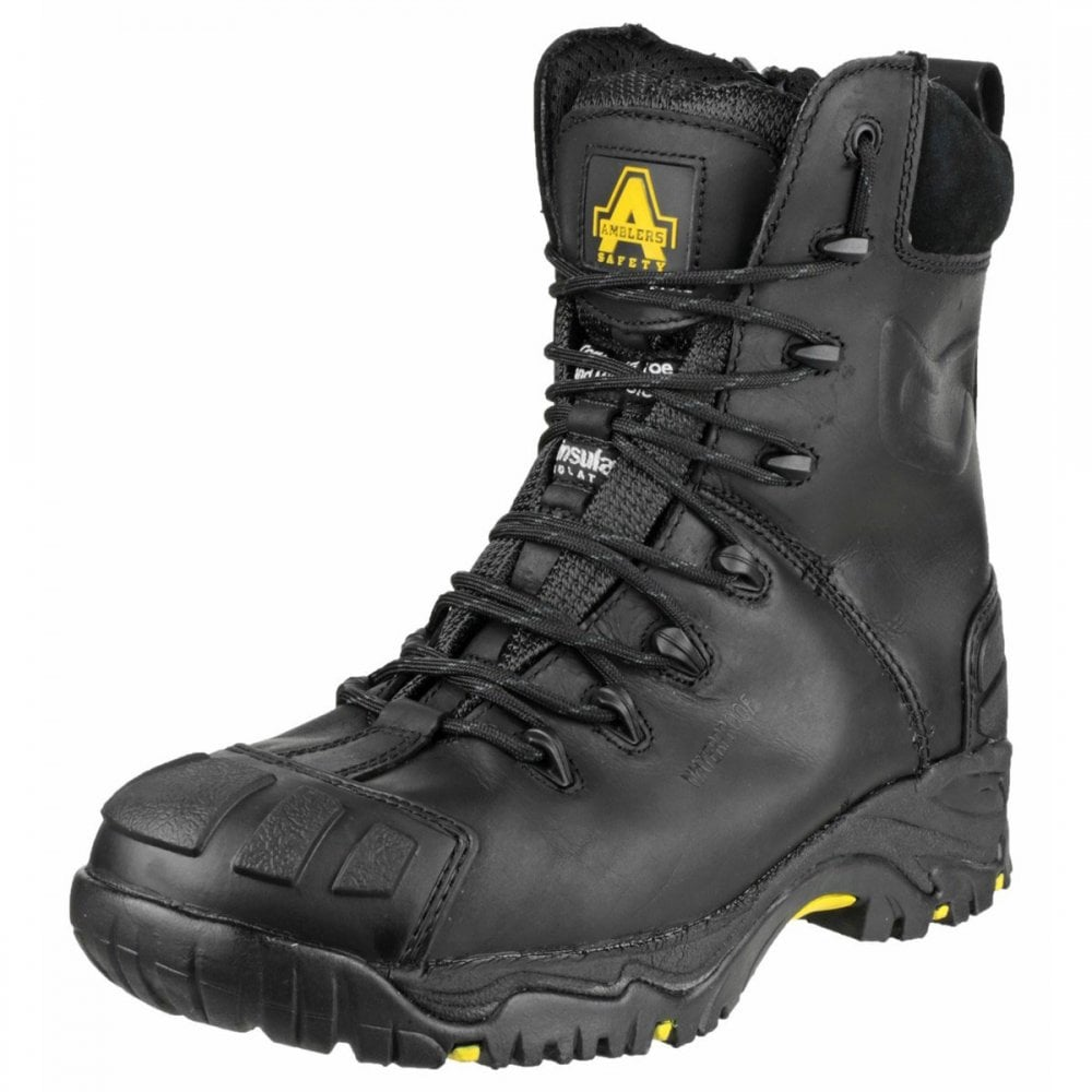 Amblers Safety Fs999 Hi Leg Composite Safety Boot With