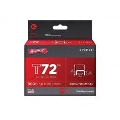 T72 Insulated Staples 9mm x 15mm Box 300