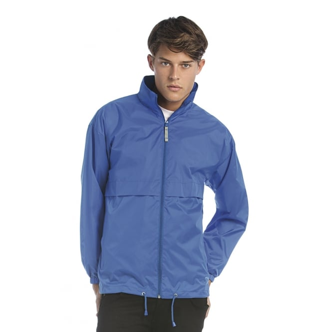 B&C JU801 Men's Air Lightweight Jacket