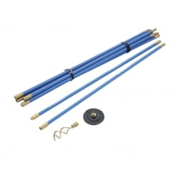 1470 Universal 3/4in Drain Rod Set 2 Tools