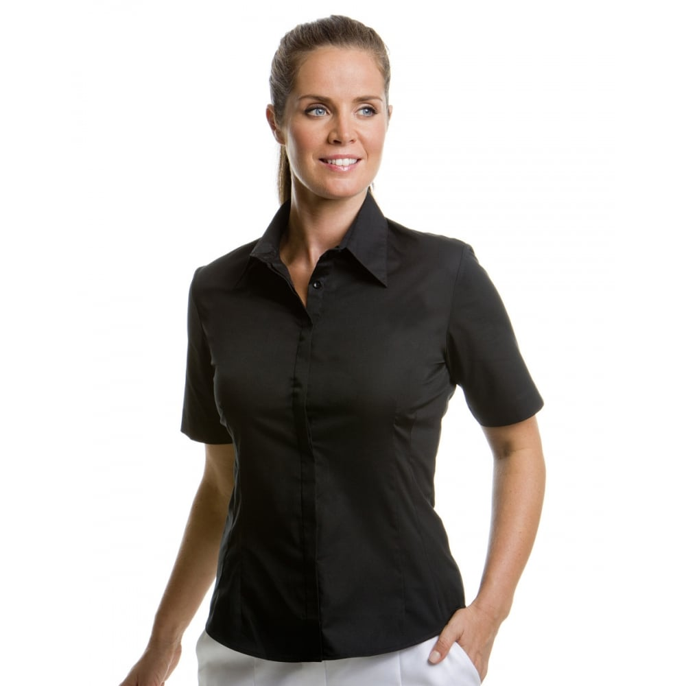 7795bafc5 Bargear KK735 Ladies' Short Sleeve Bar Shirt - Clothing from M.I. Supplies  Limited UK