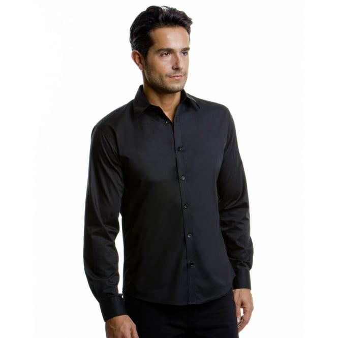 Bargear KK121 Men's Long Sleeved Bar Shirt
