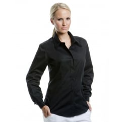 Bargear KK738 Ladies' Long Sleeved Bar Shirt