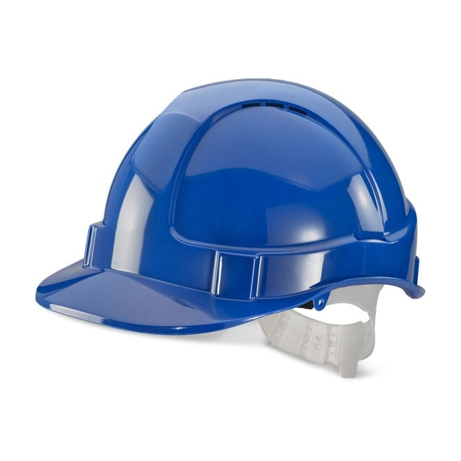 BBrand Economy Vented Safety Helmet