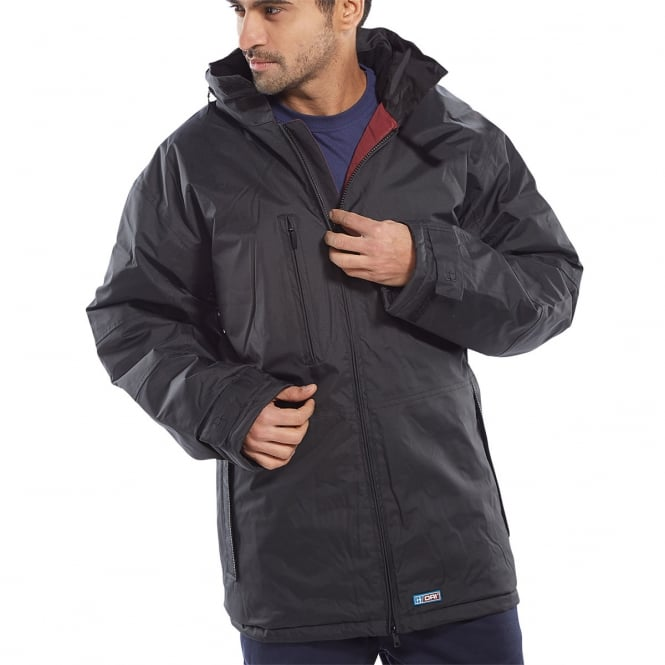 Bdri Weatherproof Mercury Fleece Lined Jacket