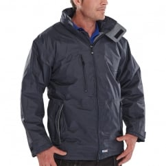 Mercury Fleece Lined Waterproof Jacket Size: M *One Size Only - Outlet Store*