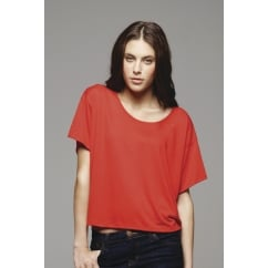 BE8881 Ladies' Boxy Tee