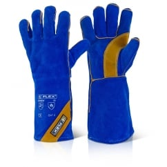 Cat2 Blue Gold Welder Pack 10