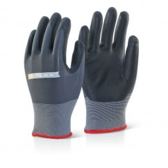 Nitrile Pu Mix Coated Glove Pack 100