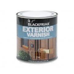 Exterior Varnish UV66 Clear Gloss 250ml