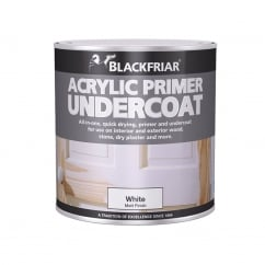 Quick Drying Acrylic Primer Undercoat Grey 500ml