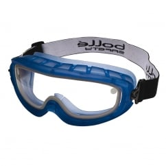 Atom Safety Goggles Clear - Sealed