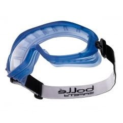 Atom Safety Goggles Clear - Ventilated