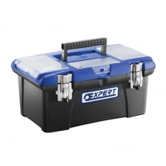 E010304B Plastic Tool Box 16in