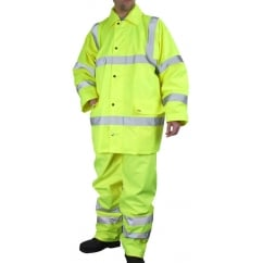Lightweight Hi Visibility Suit