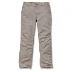 100274 Tacoma Cotton Ripstop Pant Tan - Inside Leg: 34