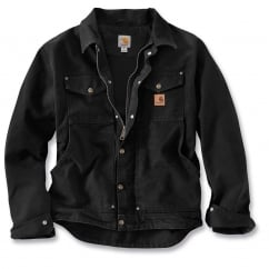 101230 Sandstone Berwick Jacket Black - Size: L *One Size Only - Outlet Store*