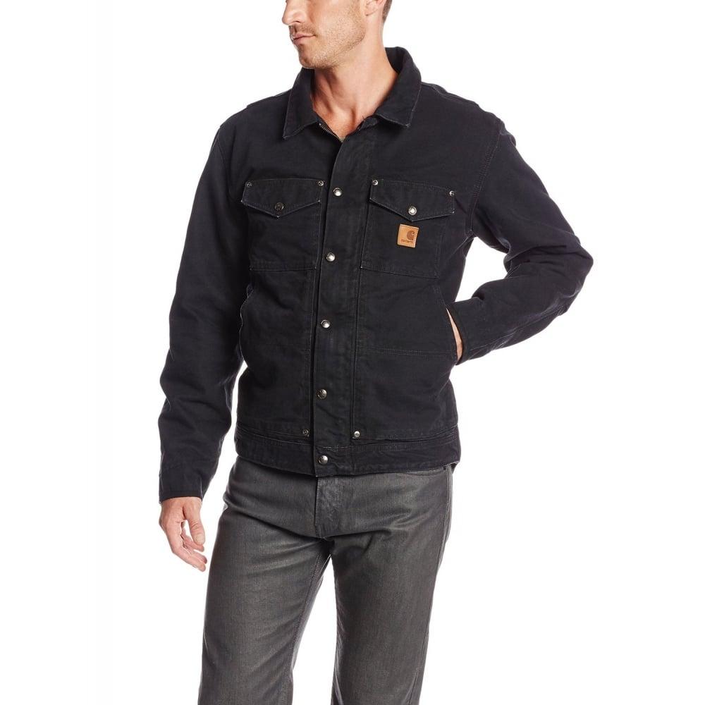 Carhartt jacket sandstone berwick