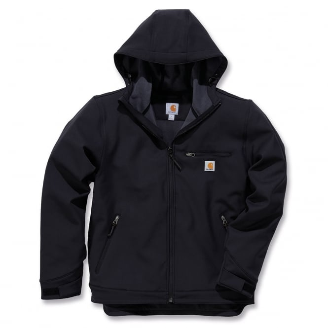 Carhartt 101300 Crowley Soft Shell Hooded Jacket
