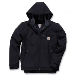 101300 Crowley Soft Shell Hooded Jacket
