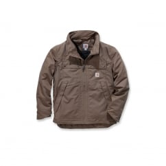 101492 Qd Jefferson Jacket Canyon Brown - Size: L *One Size Only - Outlet Store*