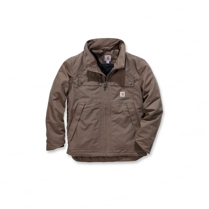 Carhartt 101492 Qd Jefferson Jacket Canyon Brown - Size: XL *One Size Only - Outlet Store*