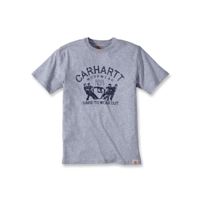 Carhartt 102097 Hard To Wear Out Graphic T-Shirt S/S