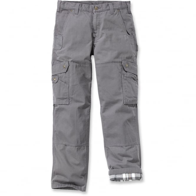 Carhartt 102287 Flannel Lined Ripstop Cargo Pant