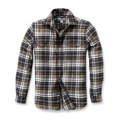102332 Trumbull L/S Slim Fit Flannel Shirt