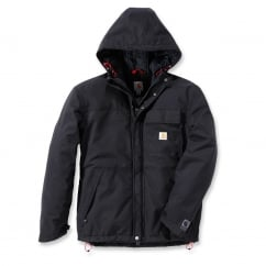 102702 Insulated Shoreline Jacket Black Size: L *One Size Only - Outlet Store*