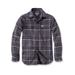 102888 L/S Trumbull Slim Fit Flannel Shirt