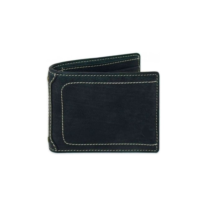 Carhartt 61-2201 Mens Leather Pebble Passcase Wallet