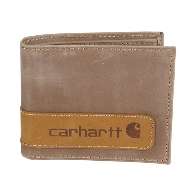 Carhartt 61-2204 Two-Tone Billfold Wing Wallet