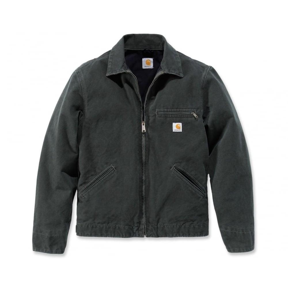 Carhartt Light Work Jacket: Carhartt Ej196 Mens Lightweight Detroit Work Wear Leisure
