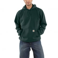 K121 Hooded Sweatshirt Canopy Green - Size: M *One Size Only - Outlet Store*