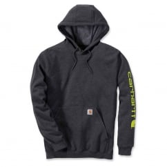 K288 Sleeve Logo Hooded Sweatshirt