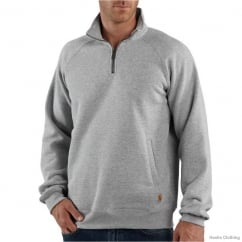 K503 Quarter-Zip Mock-Neck Sweatshirt