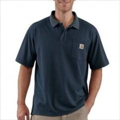 K570 Work Pocket Polo Short Sleeve Shirt
