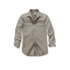 S209 Ironwood Twill Shirt L/S
